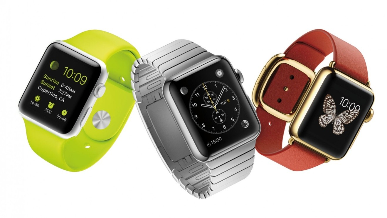 apple watch - Độ phân giải Apple Watch bị tiết lộ trong WatchKit SDK