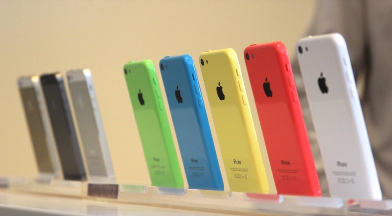 iphone 5c - Apple sẽ ngừng sản xuất iPhone 5C trong năm tới