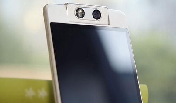 oppo n3 - Oppo N3 chuẩn bị bán ra tại Trung Quốc