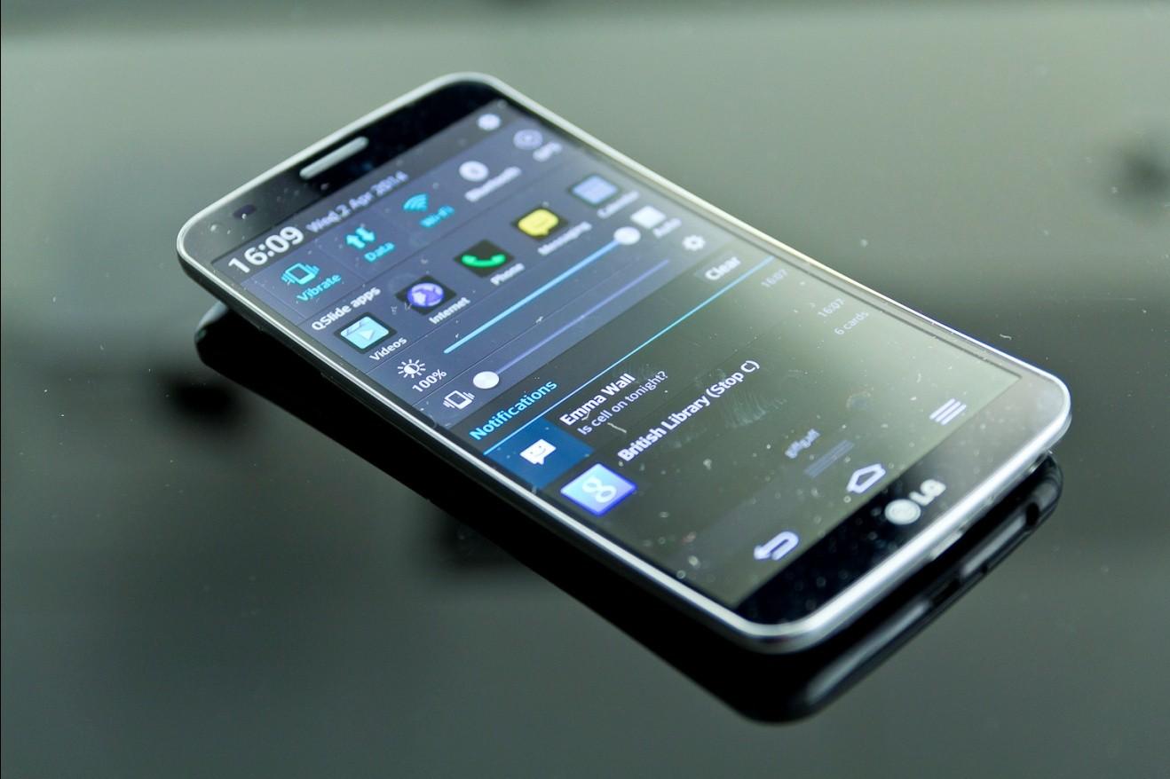 LG G Flex 21 - Amazon đã nhận đặt hàng trước LG G Flex 2