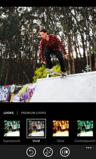 adobe photoshop express wp 1 - Plants vs. Zombies 2 tung bản cập nhật mới