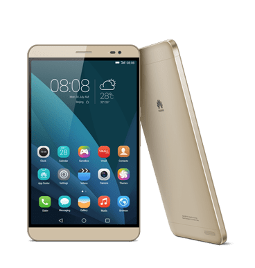 MEDIAPAD X2 - Huawei MediaPad X2 ra mắt