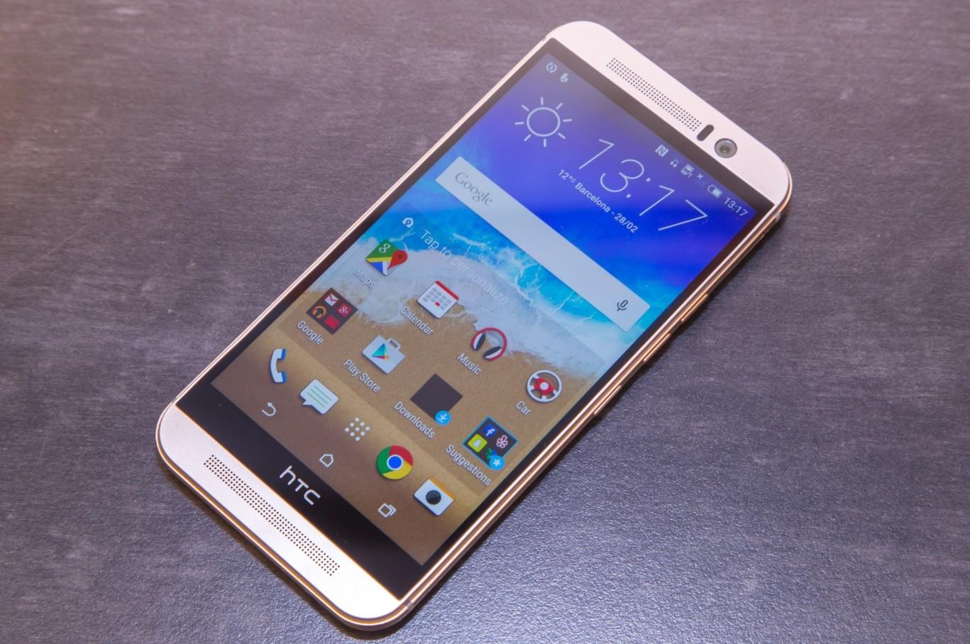 One M9 - HTC One M9 sẽ có biến thể 64GB