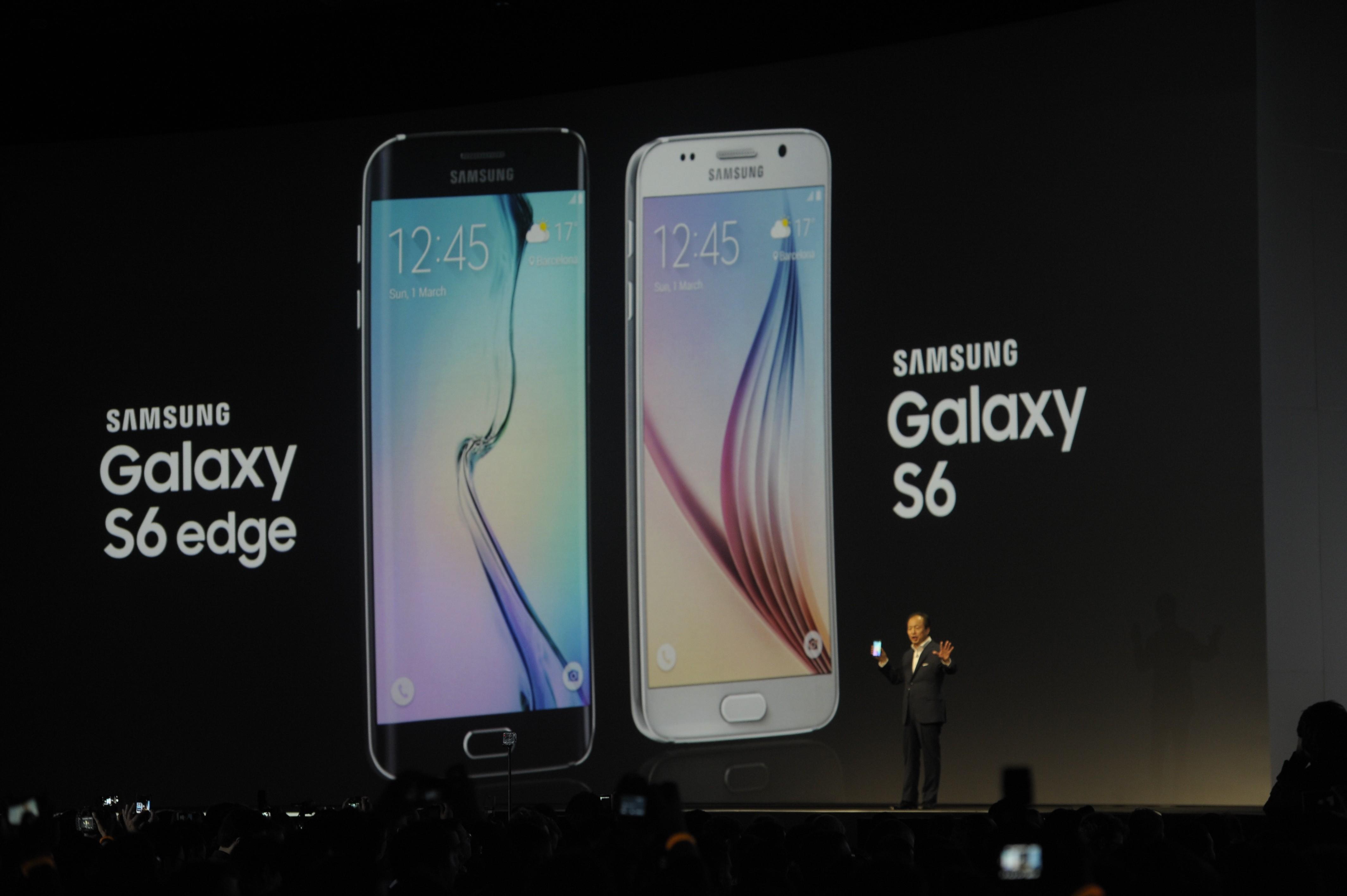 """S6 - Galaxy S6, S6 Edge: Thay đổi hay """"học hỏi quá đà""""?"""