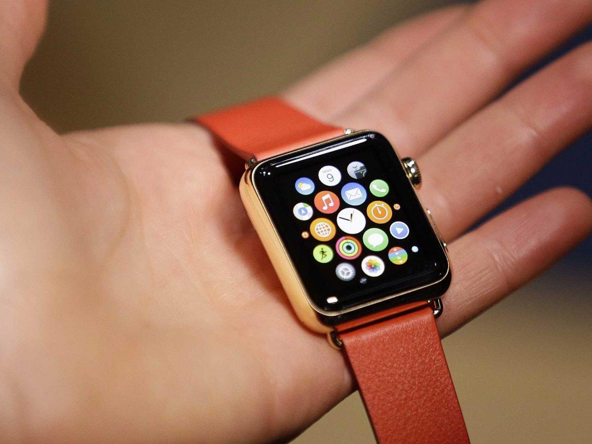 apple watch - Lô hàng Watch đầu tiên của Apple sẽ gồm 3 triệu chiếc