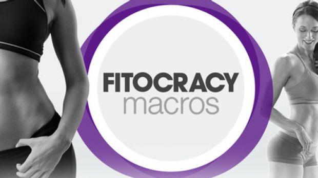 fitocracy - Fitocracy Macros - Quản lý chế độ dinh dưỡng trên iPhone