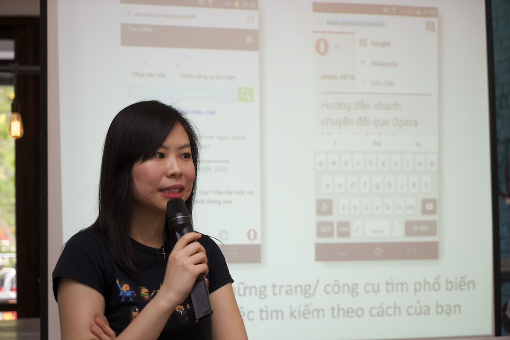 DSC4337 拷貝 - Opera ra mắt phiên bản mới dành cho Android