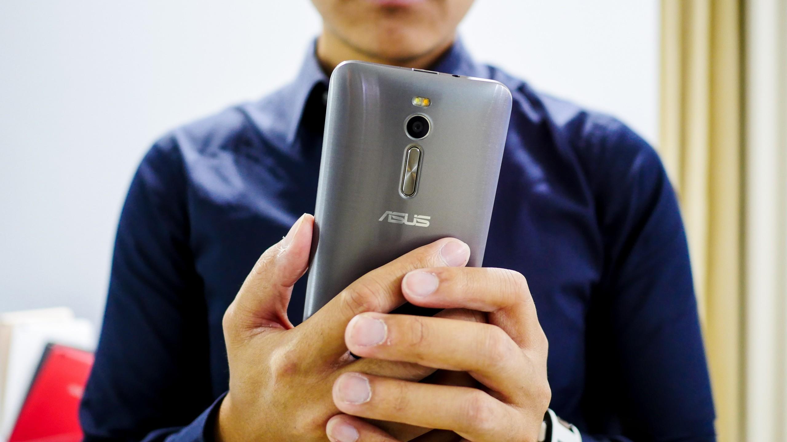 asus zenfone 3 - Asus Zenfone 3 sẽ được trang bị cảm biến dấu vân tay