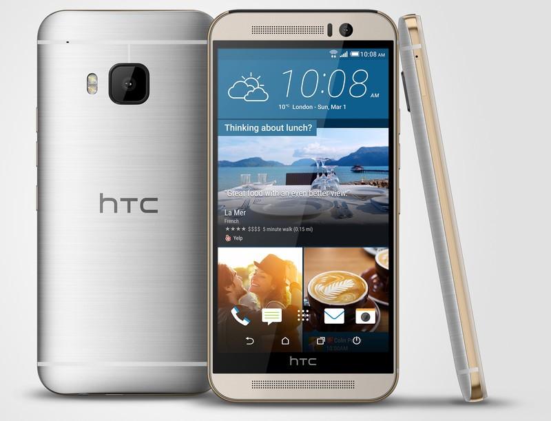 htc one m9 render topic - HTC ra mắt One M9 tại Việt Nam
