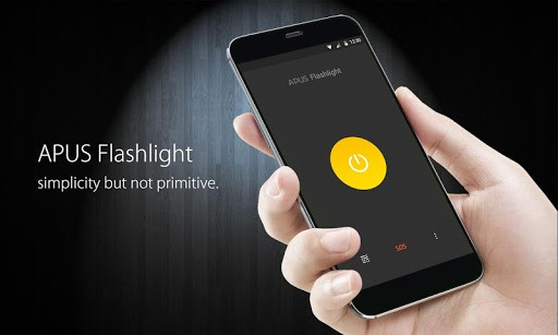 apus flashlight 1 - Game hay cho Windows Phone ngày 11/7/2015