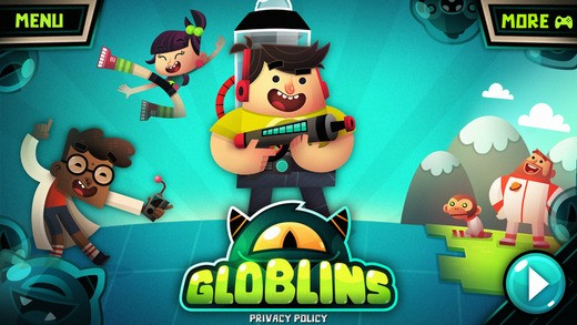 globlins 1 - Game hay cho Windows Phone ngày 11/7/2015
