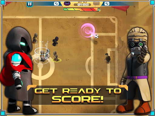 luna league soccer - Game hay cho Android ngày 14/5/2015