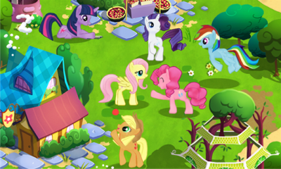 my little pony 400x240 - Game hay cho Windows Phone ngày 9/5/2015