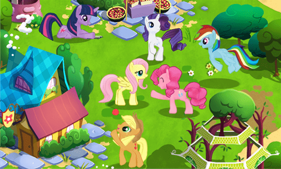 my little pony - Game hay cho Windows Phone ngày 9/5/2015