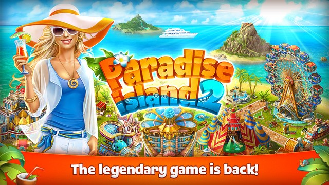 paradise island 2 - Game hay cho iPhone ngày 8/6/2015