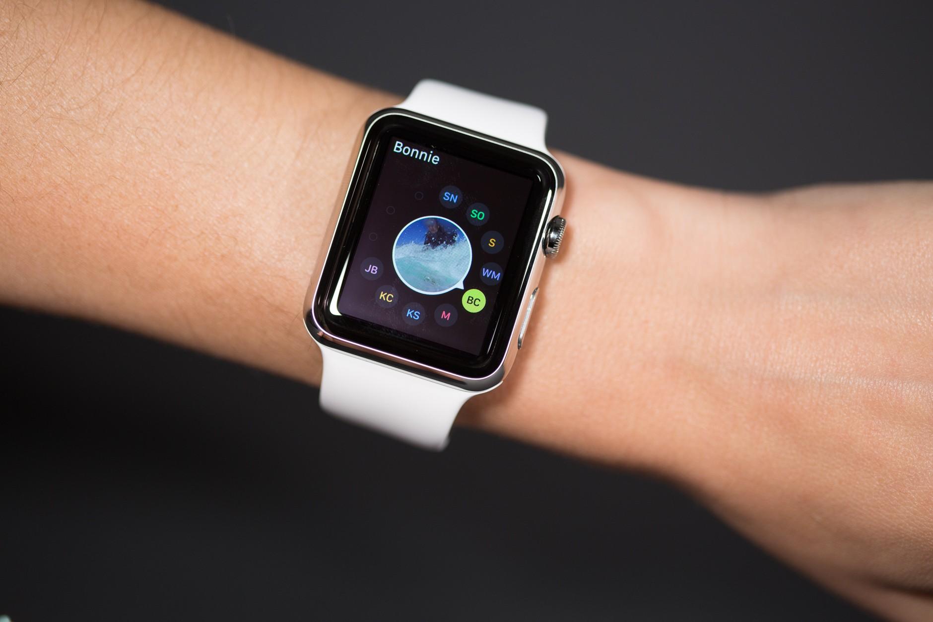 apple watch - Apple Watch 2 sẽ ra mắt vào năm 2016
