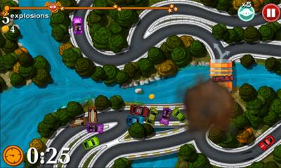 bad traffic 400x240 - Game hay cho Windows Phone ngày 13/6/2015