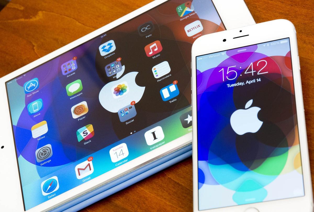 iOS 9 - Apple iOS 9 sẽ có phiên bản riêng cho phần cứng cũ
