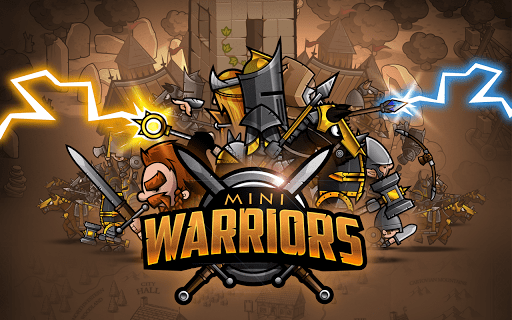 mini warrior - Game hay cho Android ngày 11/6/2015