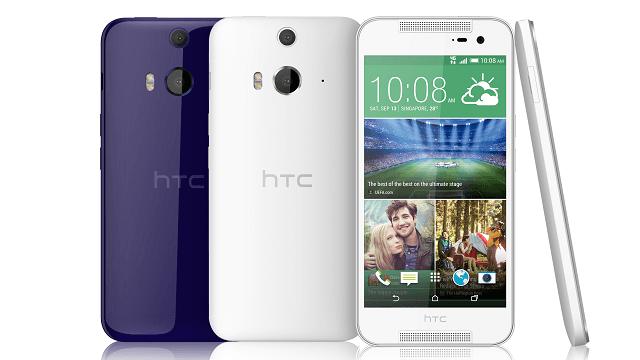 3V White Blue - HTC ra mắt Butterfly 2 tại Việt Nam