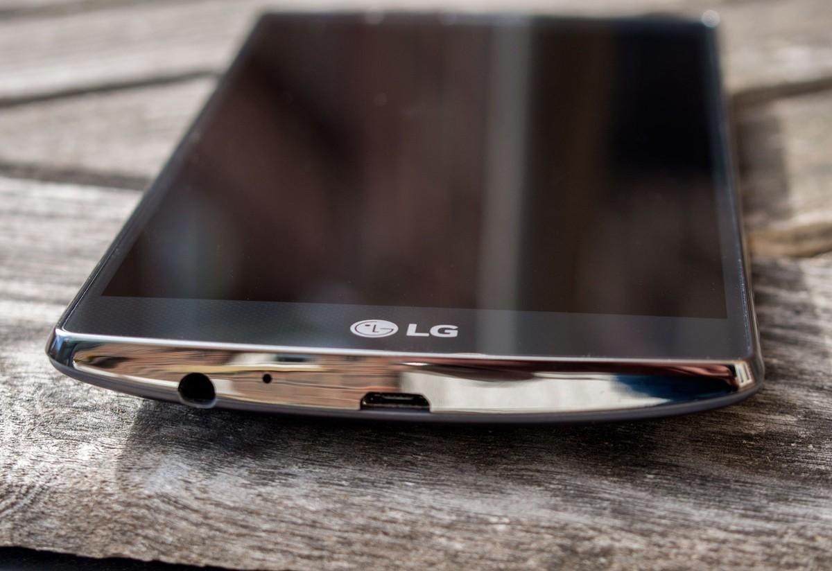 LG G4 Pro - LG G4 Pro sẽ sở hữu màn hình QHD 5,8 inch và máy ảnh kép