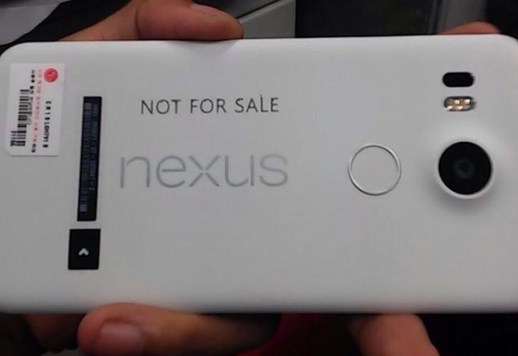 nexus 5 2015 - Nexus 5 2015 phiên bản của LG lộ cấu hình