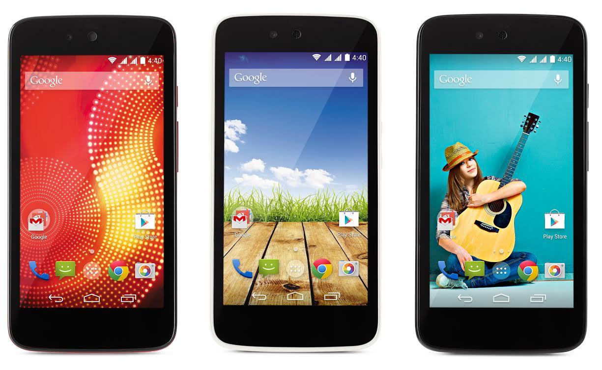 smartphone android 50USD - Smartphone Android chính thức cán ngưỡng 50 USD