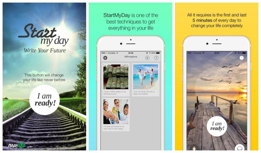 startmyday - StartMyDay - Mục tiêu của bạn là gì?