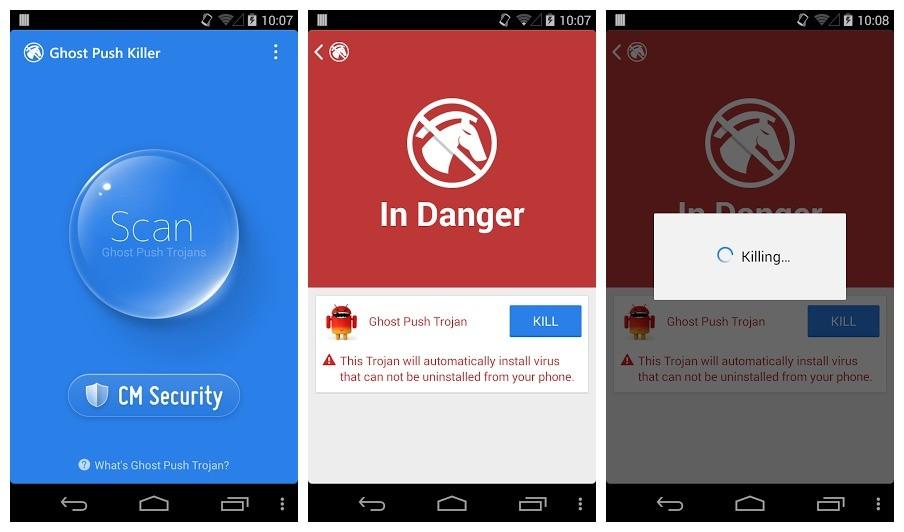 ghost push killer - Kích hoạt chế độ đa cửa sổ trong Android 6.0