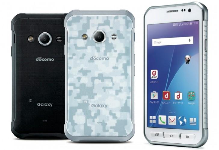 Galaxy Active Neo - Samsung ra mắt Galaxy Active Neo tại Nhật Bản