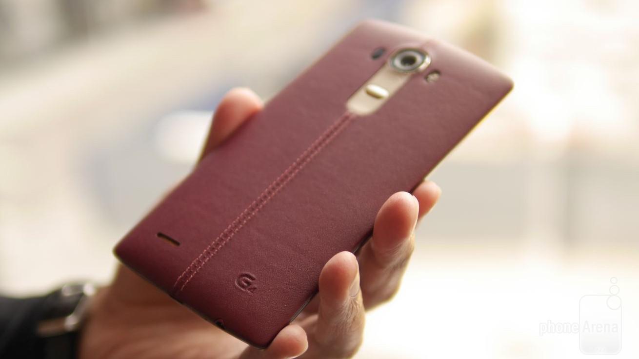 LG G4 - LG G4 sắp có biến thể mới?