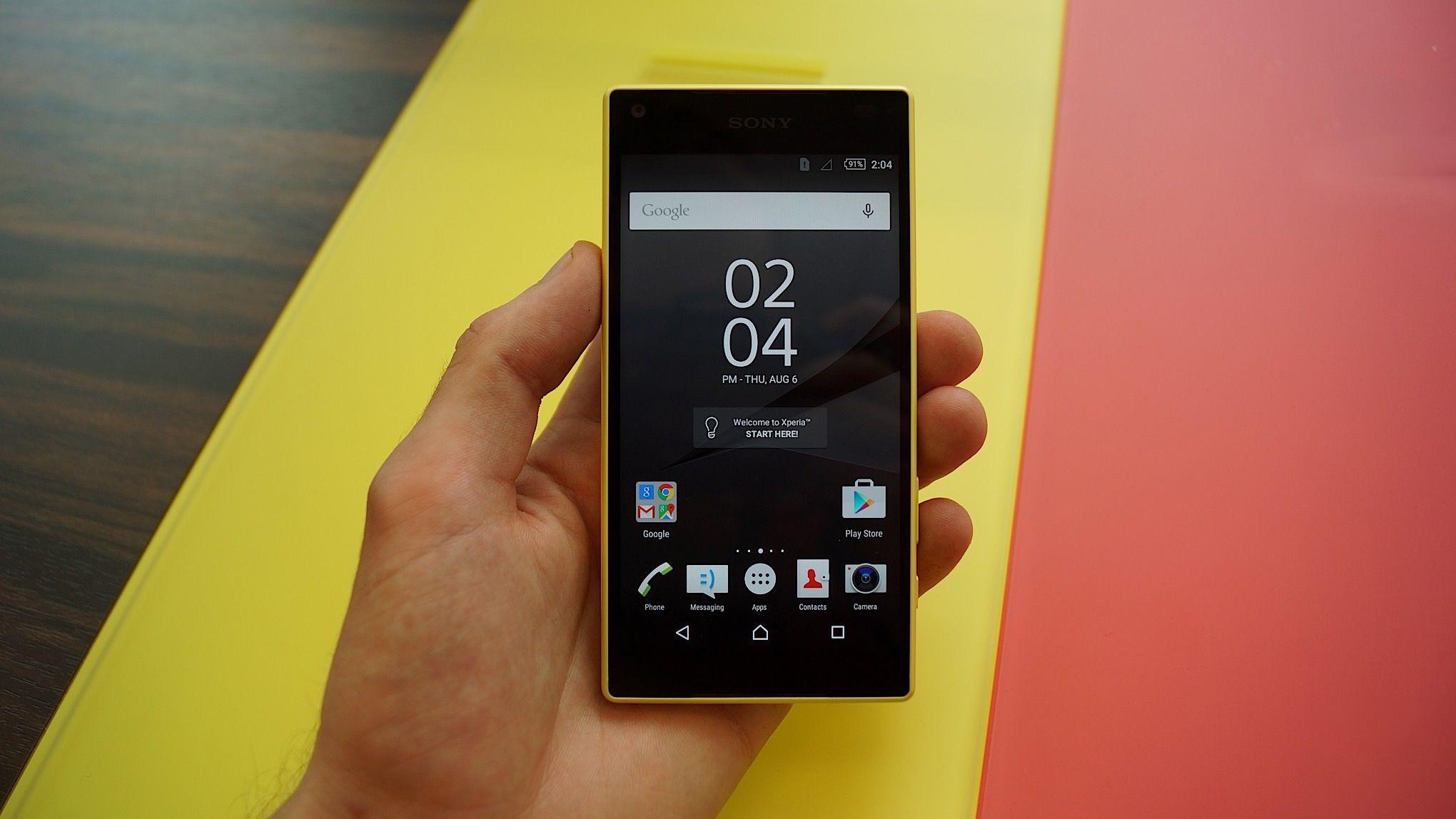 Sony Xperia Z5 Compact - Người dùng Sony Xperia Z5 Compact lo lắng với chip Snapdragon 810