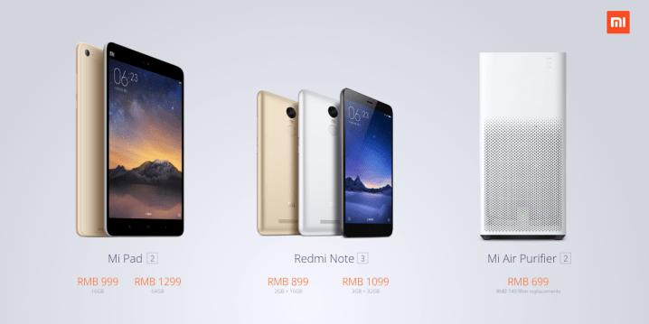 xiaomi redmi note 3 - Xiaomi Redmi Note 3 ra mắt: thông tin chi tiết