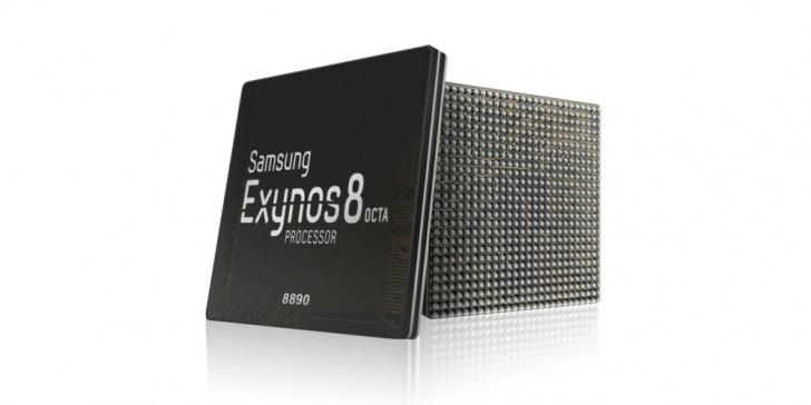 chip xu ly Galaxy S7 - Chip xử lý của Galaxy S7 sẽ có hiệu năng rất ấn tượng