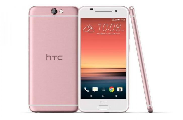 HTC A9 - HTC One A9 có thêm màu hồng
