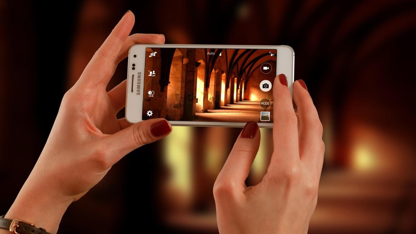 smartphone man hinh 4K - Điện thoại Samsung và LG sẽ chưa có màn hình 4K trong năm 2016