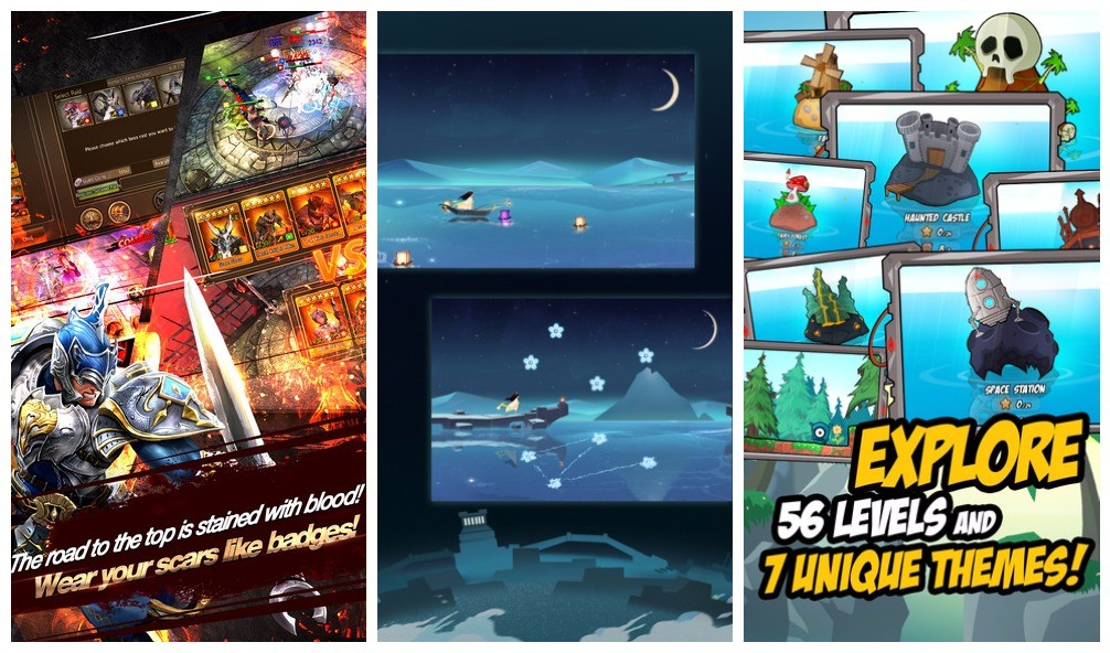 top weekly game 1 - Tổng hợp game mobile trong tuần