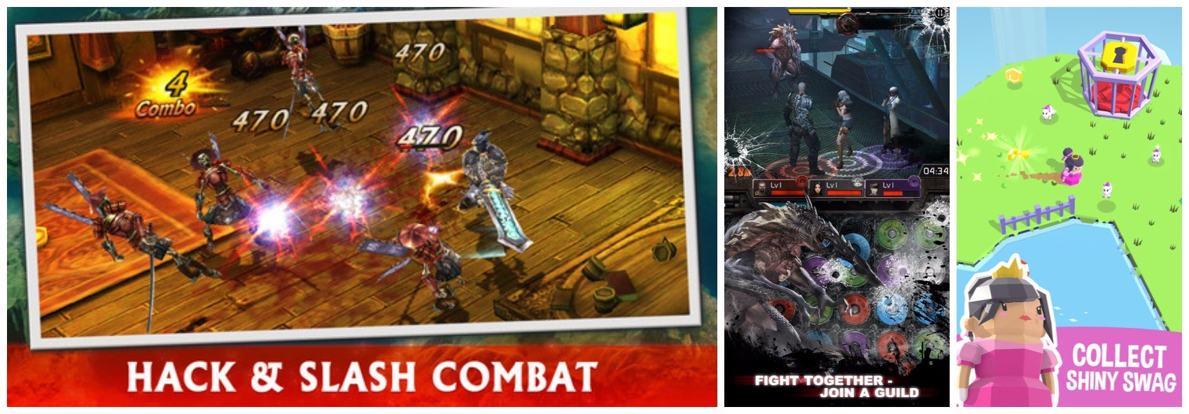 top weekly game 2 - Tổng hợp game mobile trong tuần