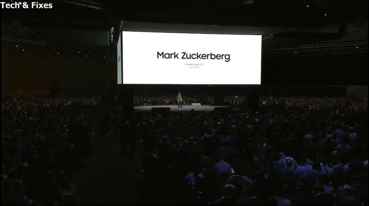 Gear VR - Samsung và Facebook hợp tác về công nghệ thực tế ảo thông qua GearVR