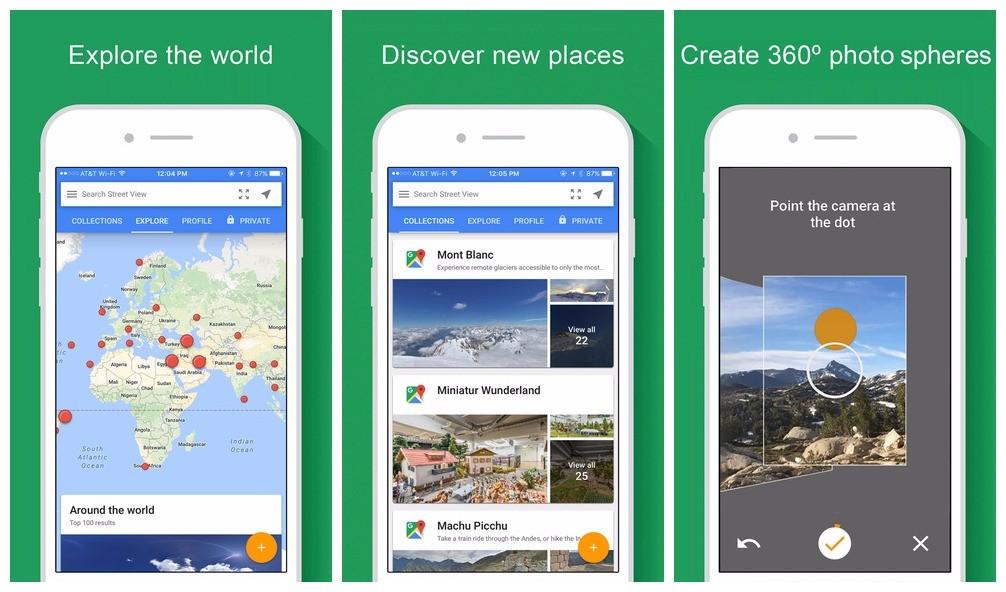 google street view - Li-Fi sẽ thay thế Wi-Fi?