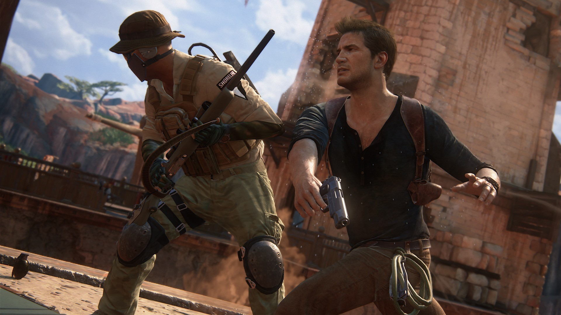 Uncharted 4 20 - [Đánh giá game] Uncharted 4: A Thief End