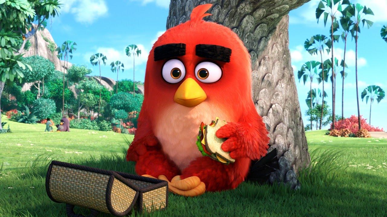 angry birds the movie - [Đánh giá phim] Angry Birds
