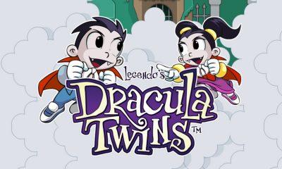 dracula twins 400x240 - Dracula Twins - Anh em ma cà rồng [1.99USD --> Miễn phí]