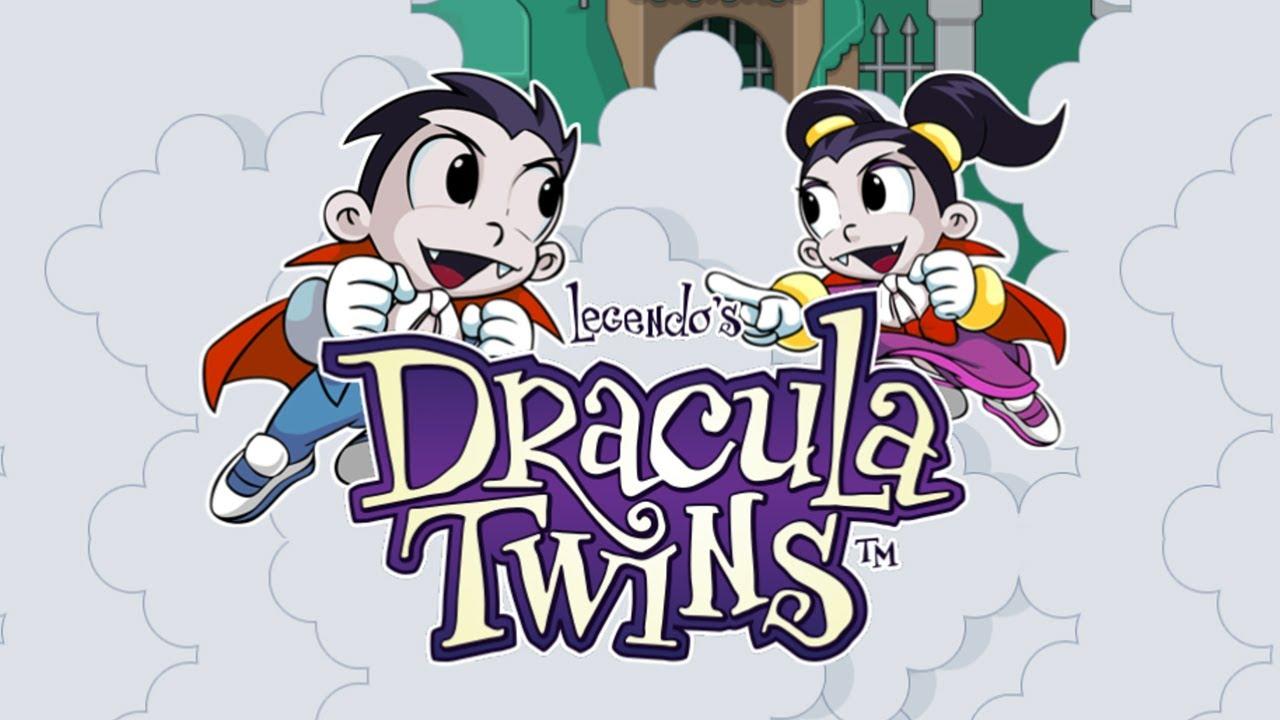 dracula twins - Dracula Twins - Anh em ma cà rồng [1.99USD --> Miễn phí]