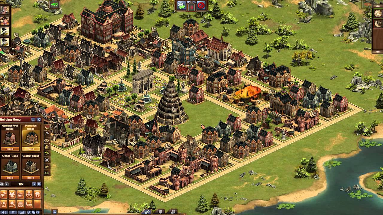 forges of empires - Top 7 tựa game xây dựng hay nhất trên iOS