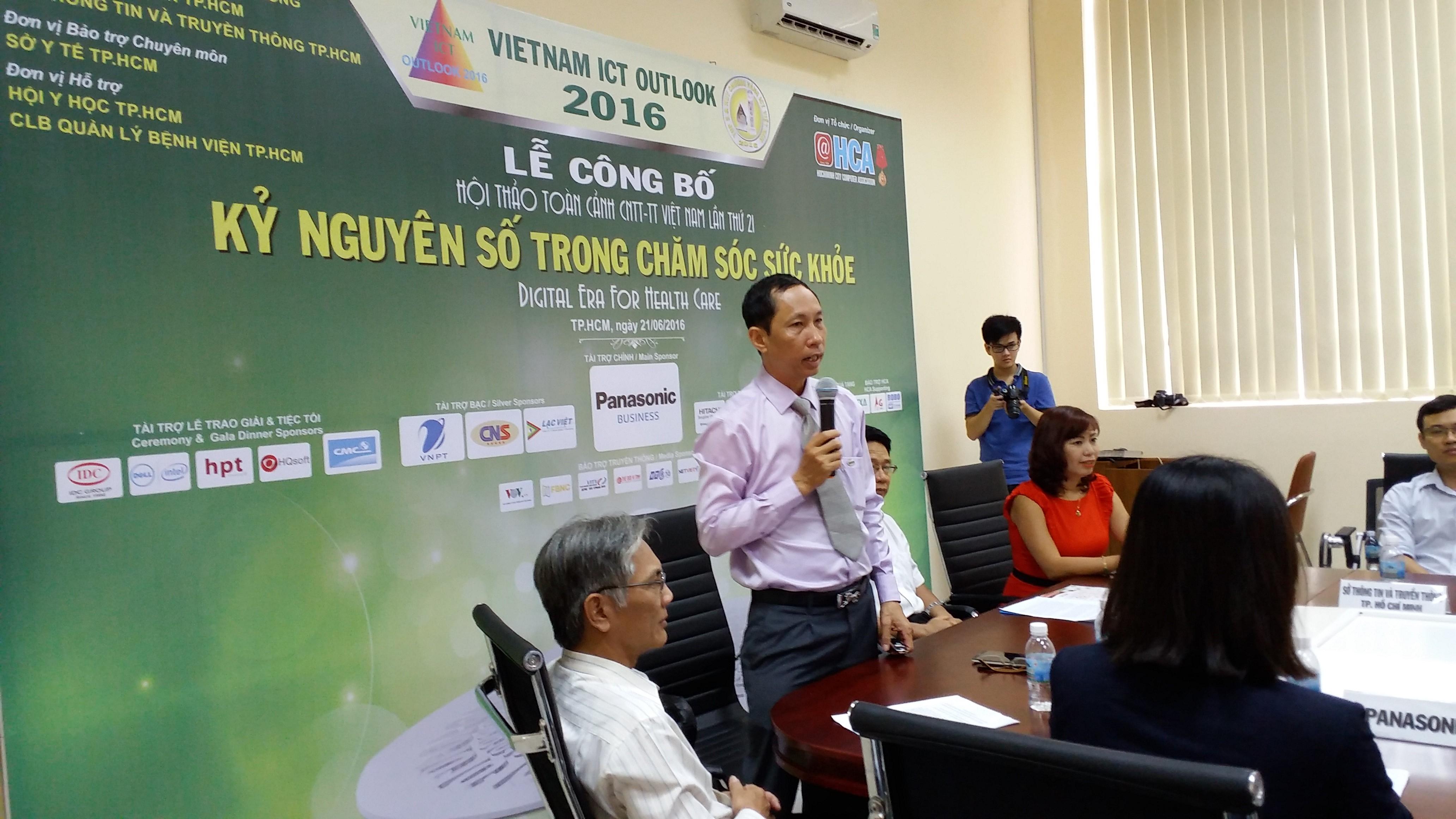 20160621 091254 - Công bố hội thảo toàn cảnh CNTT-TT Việt Nam 2016