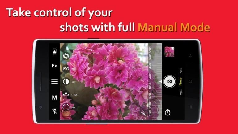23 ứng dụng chụp ảnh đẹp và tốt nhất trên Android