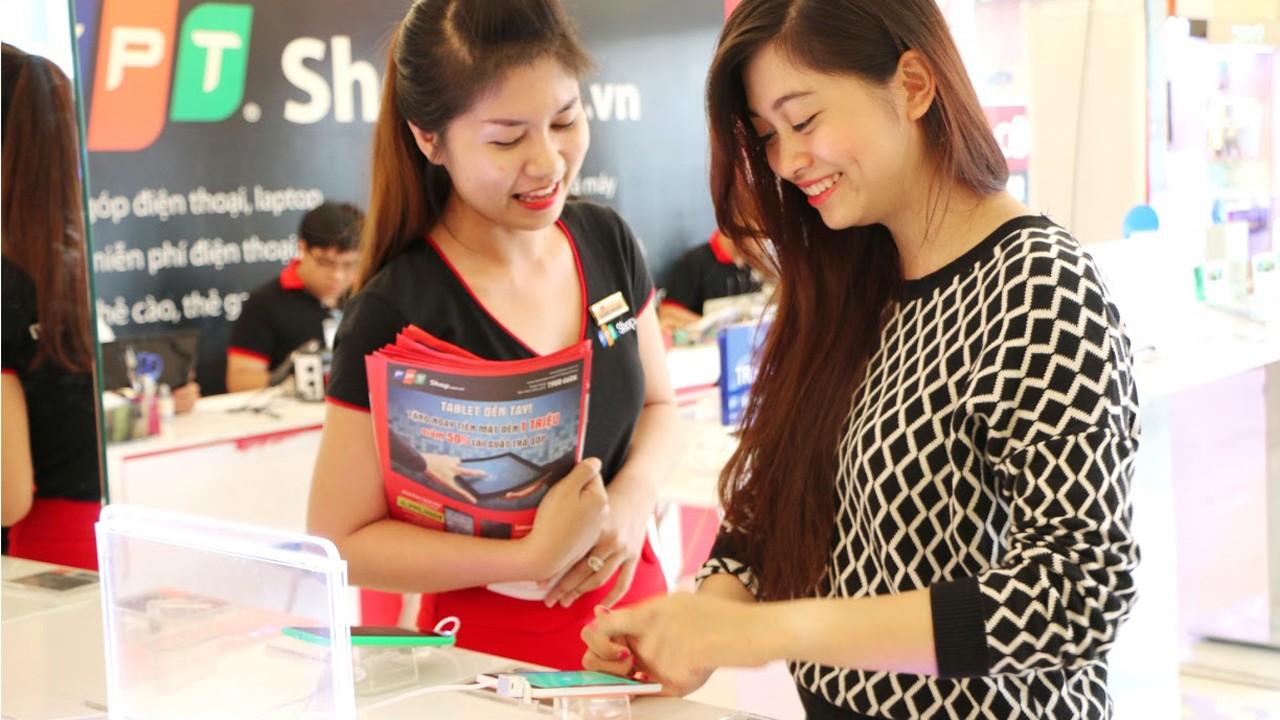 FPT Shop - FPT Shop: Hàng loạt smartphone, tablet giảm giá sâu