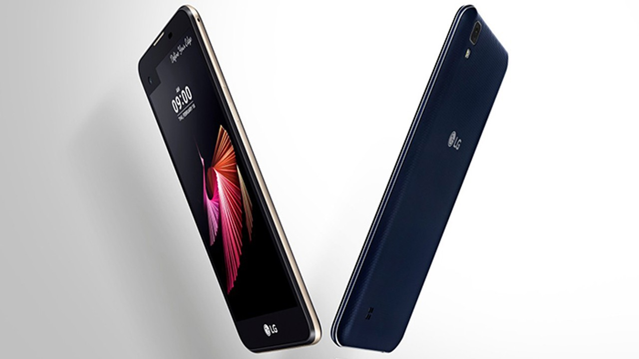 X series - LG ra mắt 4 smartphone mới dòng X series giá rẻ