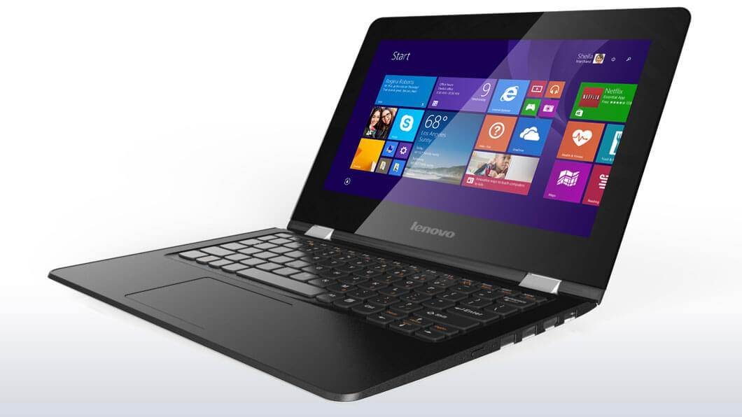 YOGA 300 11 images 5 - Yoga 300: laptop chuyển đổi mới của Lenovo